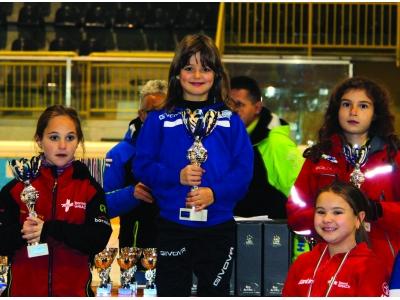 Trofeo Giovanissimi PINZOLO 17-18 novembre 2018