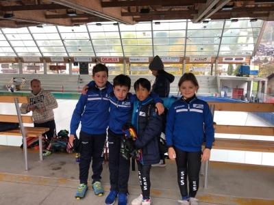 Trofeo Giovanissimi 1 – Pieve di Cadore  2-3 novembre 2019