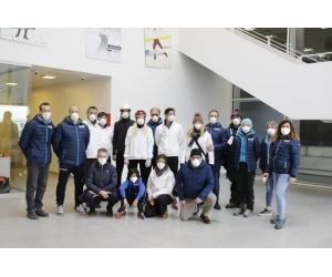 23-24 gennaio 2021 – 1^ Coppa Italia – Bergamo – ITA